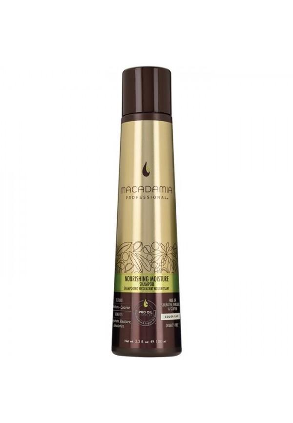 Macadamia nourishing moisture shampooing 100ml