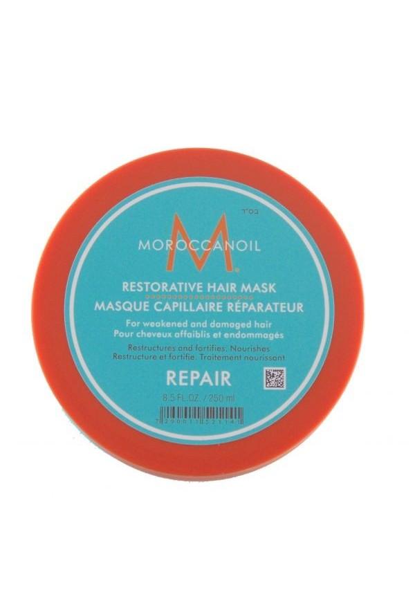 MOR restorative hair mask 250ml