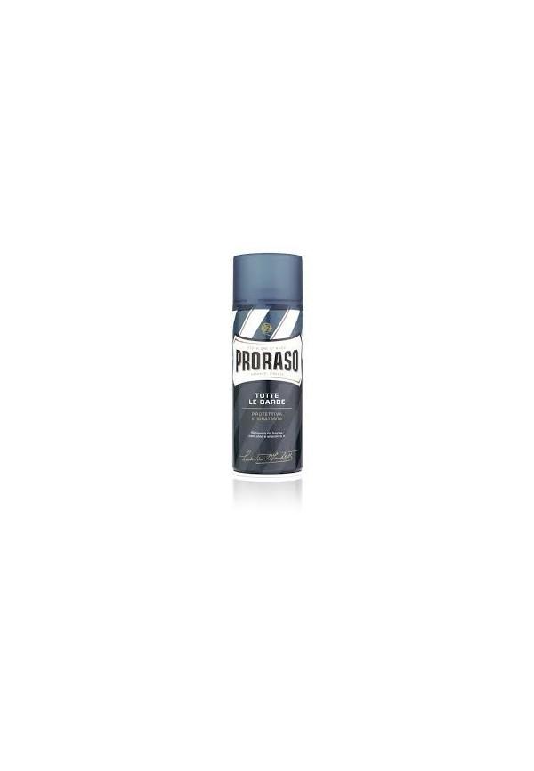 Proraso mousse à raser bleue 400 ml