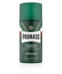 Proraso mousse verte à raser menthe & eucalyptus 400 ml
