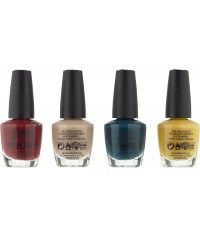Vernis à ongles OPI Washington DC Collection 4 * 3.75ML