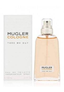 Thierry Mugler Cologne Take me out - Eau de toilette - 100 ml